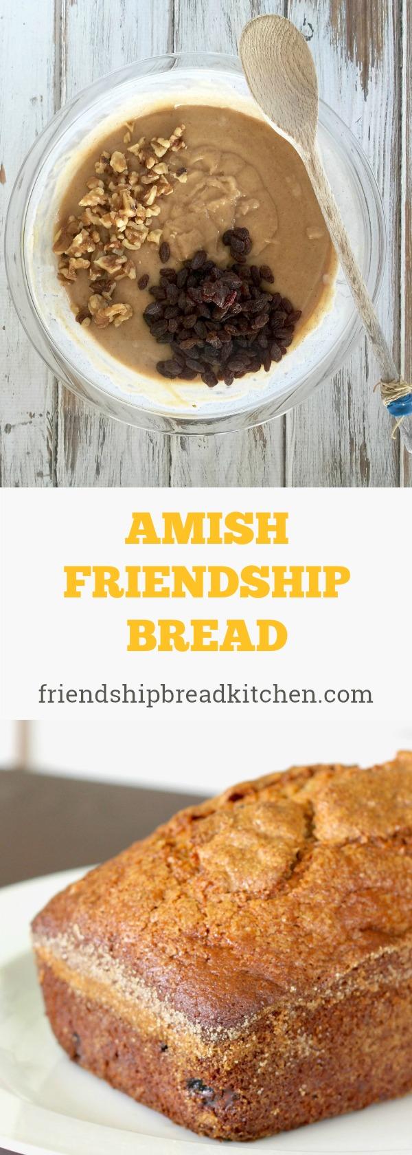 Amish Friendship Bread (Original)