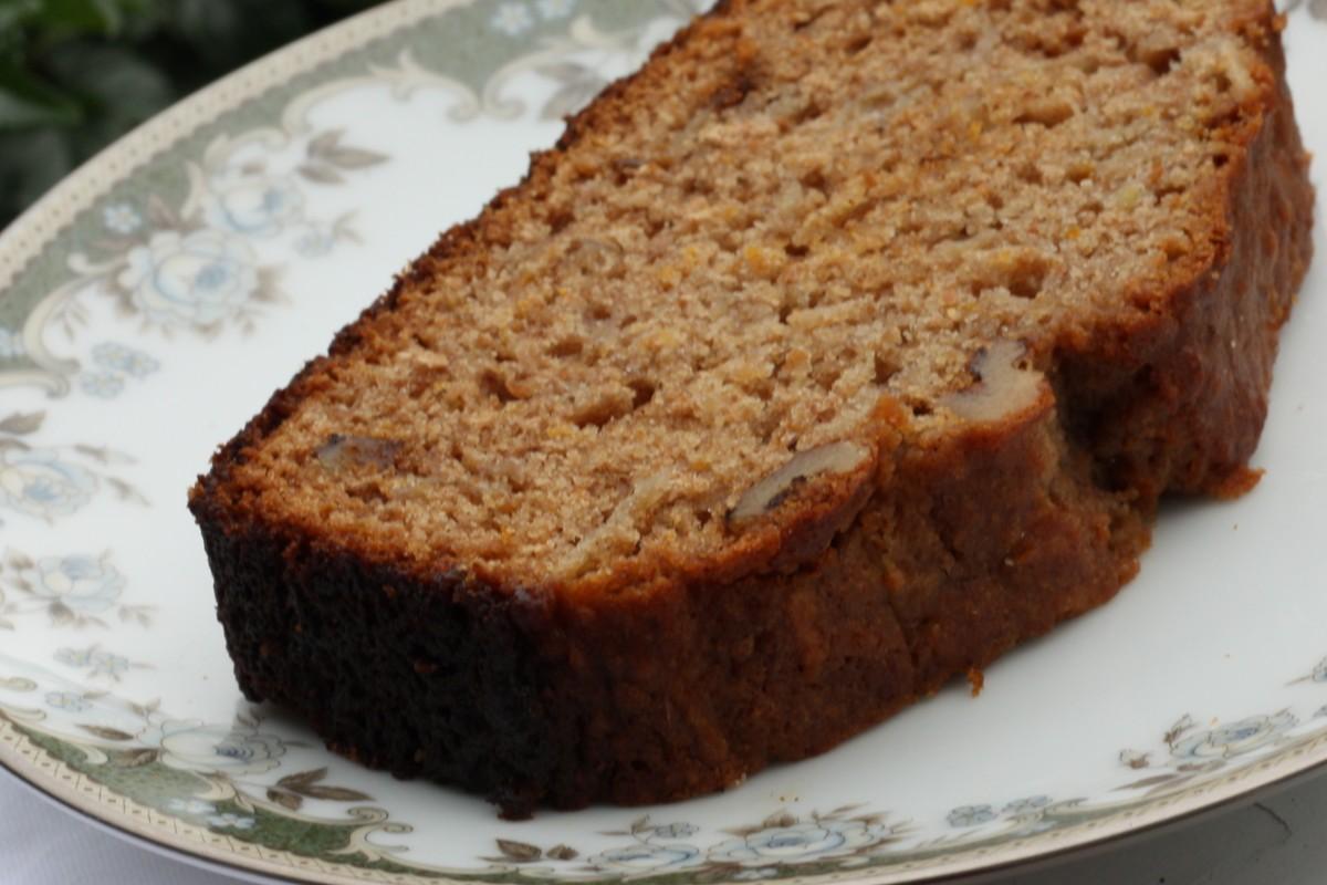 Apple Orange Amish Friendship Bread | friendshipbreadkitchen.com