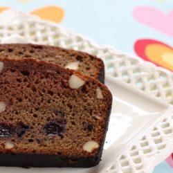 Chocolate Cherry Almond Amish Friendship Bread ♥ friendshipbreadkitchen.com