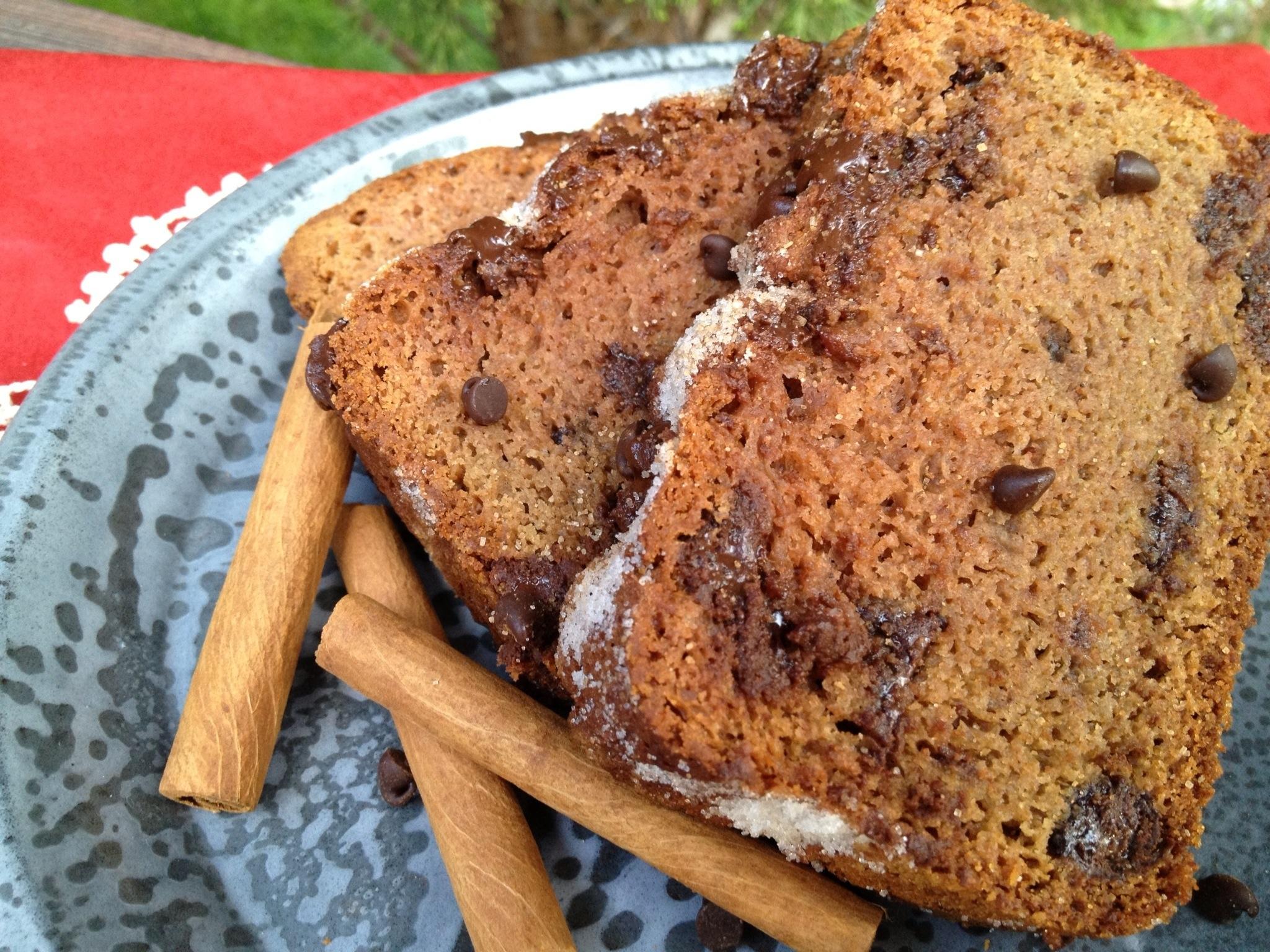Mexican Hot Chocolate Amish Friendship Bread by Paula Altenbach | friendshipbreadkitchen.com
