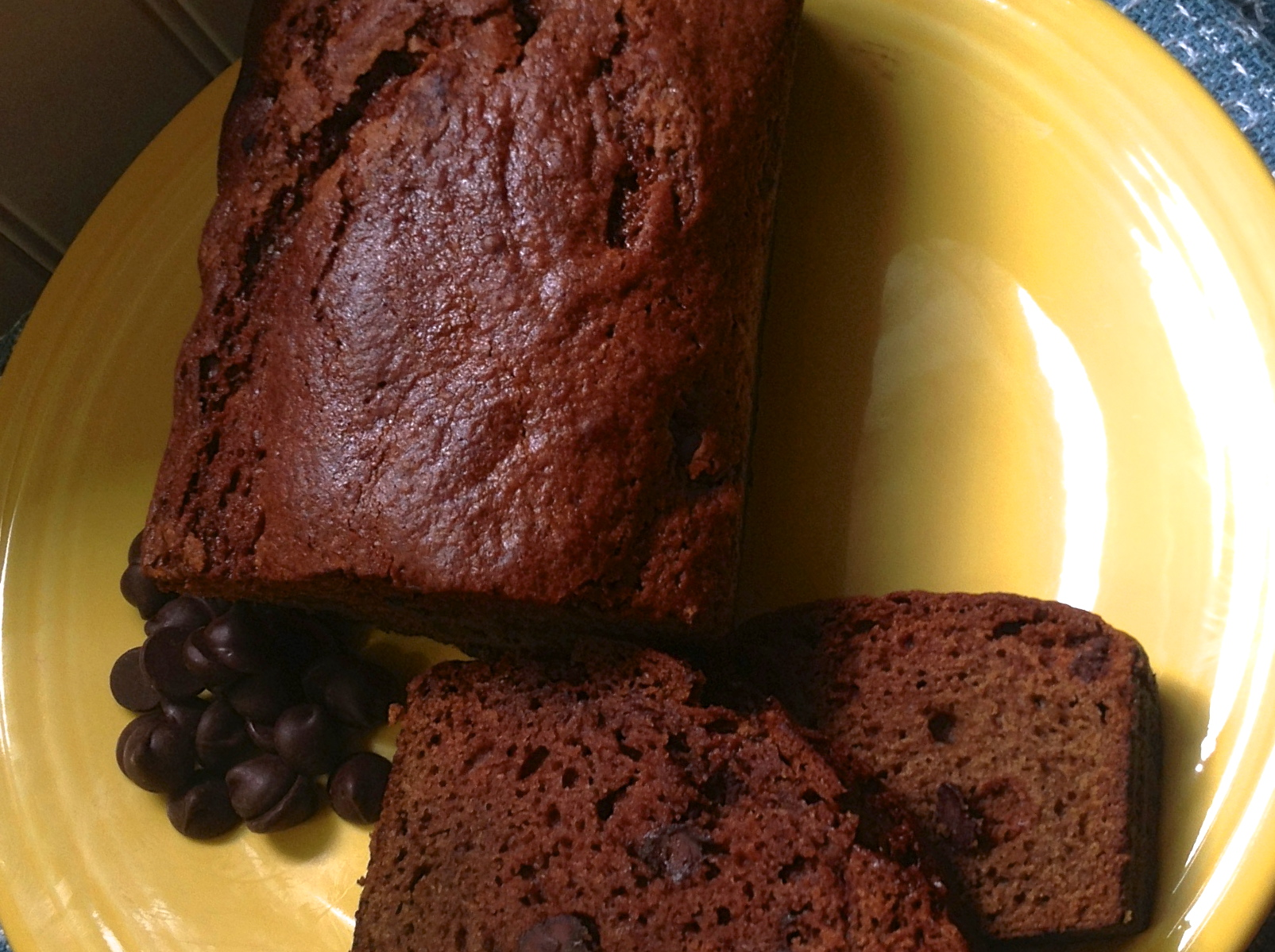 Mocha Fudge Amish Friendship Bread Cake by Diane Siniscalchi | friendshipbreadkitchen.com