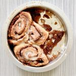 Amish Friendship Bread Cinnamon Rolls