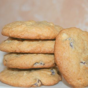 Amish Friendship Bread Chocolate Chip Cookies ♥ http://www.friendshipbreadkitchen.com