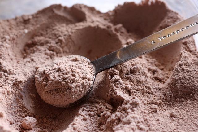 Homemade Chocolate Pudding Mix ♥ friendshipbreadkitchen.com