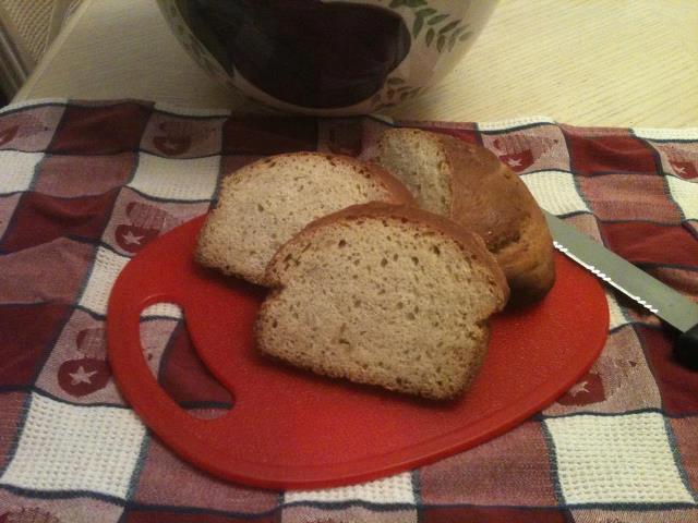 Rustic Potato Amish Friendship Bread by Josefine Burkholder | friendshipbreadkitchen.com