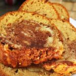 Butterscotch Chocolate Marble Amish Friendship Bread