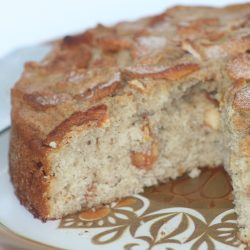 Apple Flax Amish Friendship Bread | friendshipbreadktichen.com