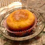 Peachy Amish Friendship Bread Muffins