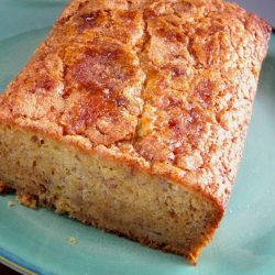 Banana Amish Friendship Bread by Kimberly Kurt Matthews | friendship bread.com