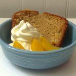 Peaches and Cream Amish Friendship Bread