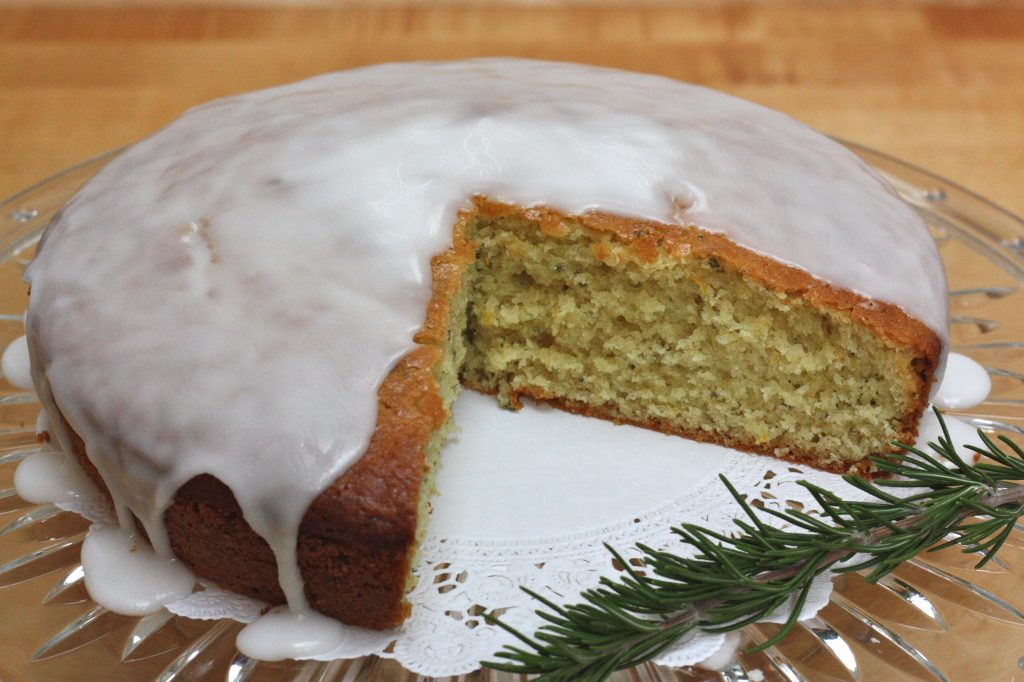 Rosemary Lemon Olive Oil Amish Friendship Bread | friendshipbreadkitchen.com