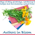 Authors in Bloom Blog Hop Giveaway! (Winner announced)