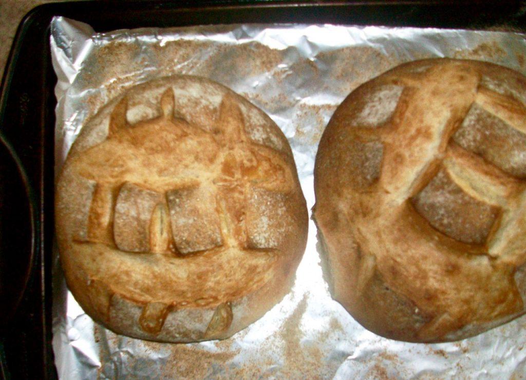 Amish Friendship Bread Artisan Loaf by Heidi Kelyn | friendshipbreadkitchen.com