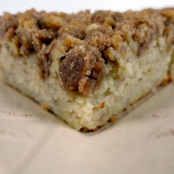 Banana Vanilla Chai Amish Friendship Bread Coffee Cake