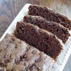 Double Chocolate Rum Amish Friendship Bread Recipe Image Michelle Sears ♥ friendshipbreadkitchen.com