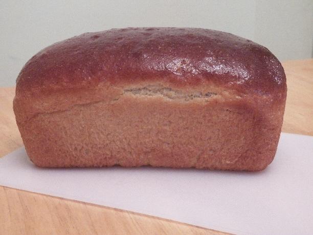 100% Whole Wheat Amish Friendship Bread by Melody O'Banion   friendshipbreadkitchen.com