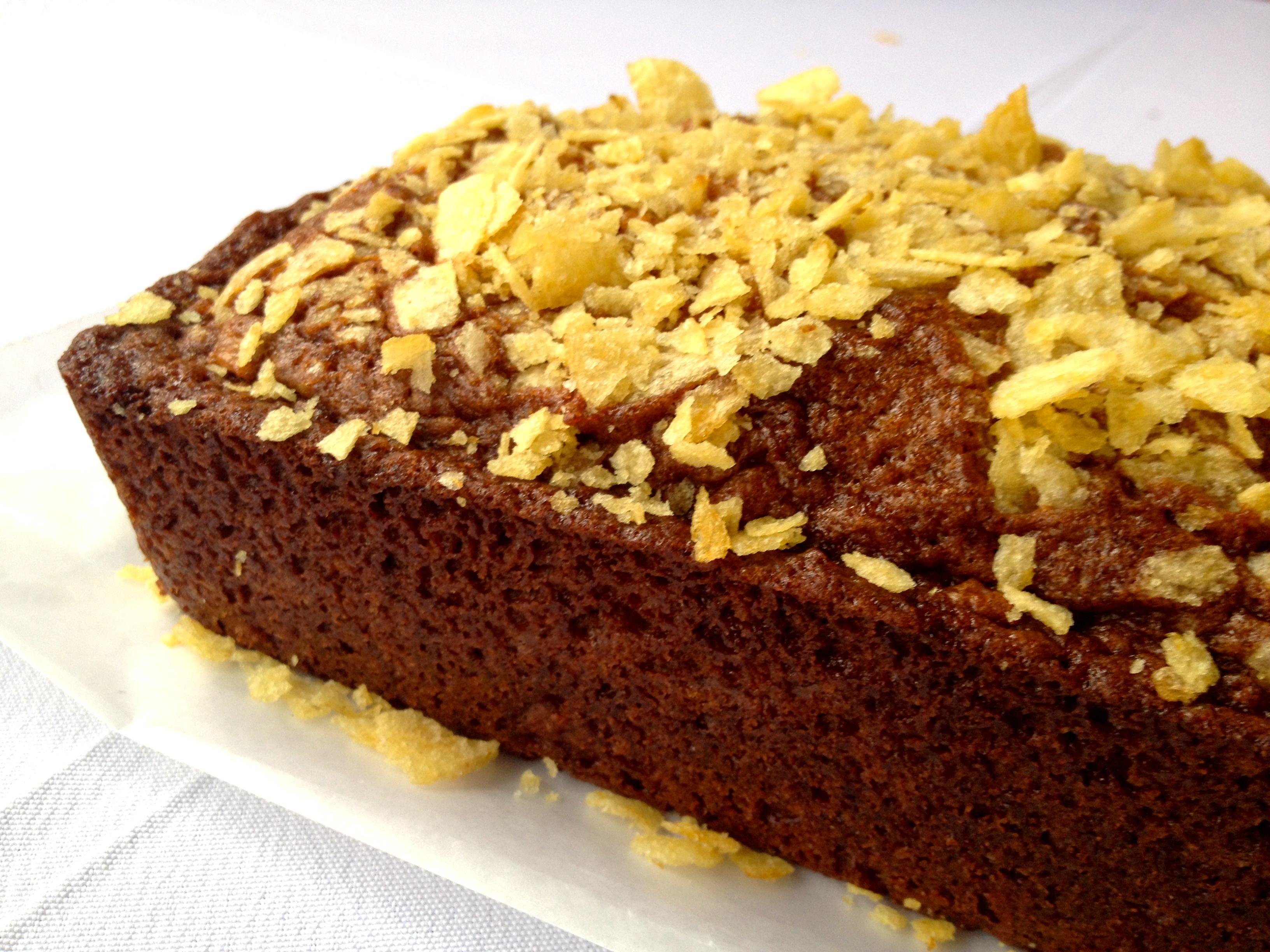 Potato Chip Amish Friendship Bread by Jean Schwirtz | friendshipbreadkitchen.com