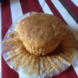 Apple Cinnamon Spice Amish Friendship Bread Muffins