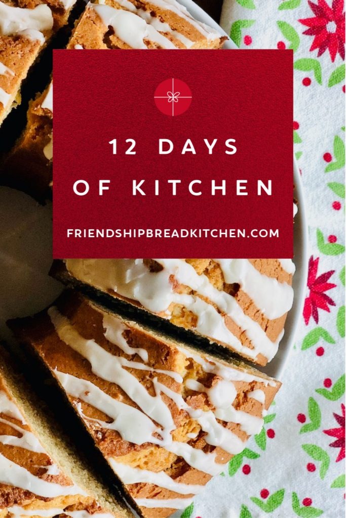 12 Days of Kitchen Holiday Giveaway