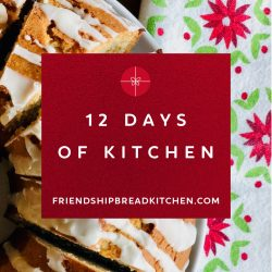 Day 12 of the 12 Days of Kitchen Holiday Giveaway