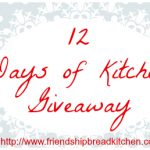 Eighth Day of Kitchen Giveaway: Avalon Ladies ARC and Martha Stewart 24 Glitter MultiPack