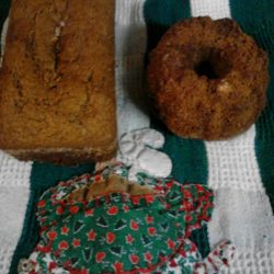 Gluten Free Dairy Free Gingerbread Amish Friendship Bread