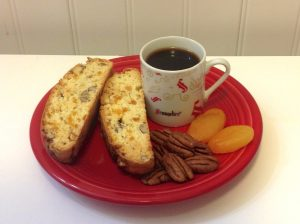 Amish Friendship Bread Biscotti by Diane Siniscalchi ♥ friendshipbreadkitchen.com