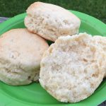 Amish Friendship Bread Biscuits