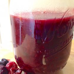 Berry Compote for Amish Friendship Bread by Paula Altenbach | friendhsipbreadkitcen.com