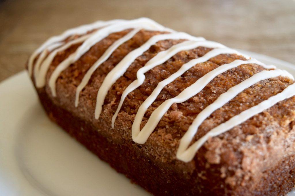 fall Pumpkin Spice Amish Friendship Bread ♥ friendshipbreadkitchen.com