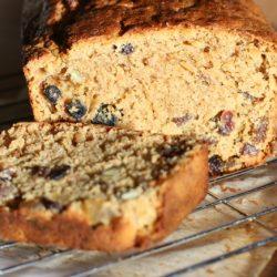 Amish Friendship Bread Fruit Cake ♥ basilelimeade.com + friendshipbreadkitchen.com