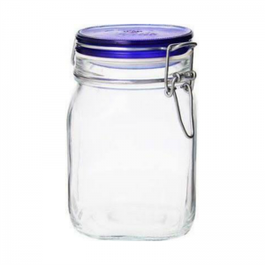 Fido Bormiolo Starter Storage Jar | friendshipbreadkitchen.com