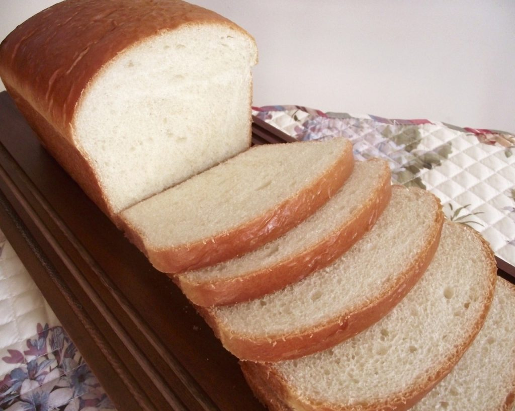 Amish Friendship Bread White Bread by Carol Gage ♥ friendshipbreadkitchen.com