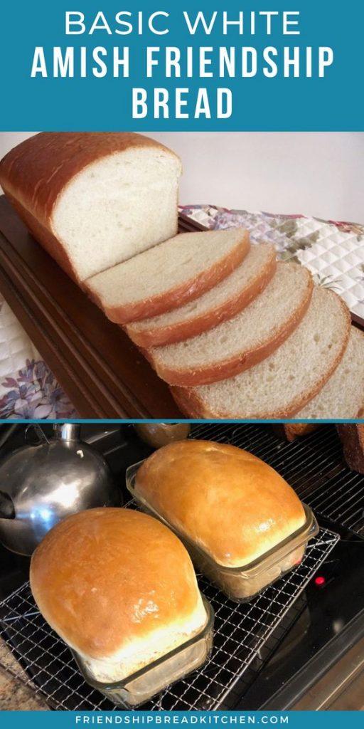 amish friendship white bread