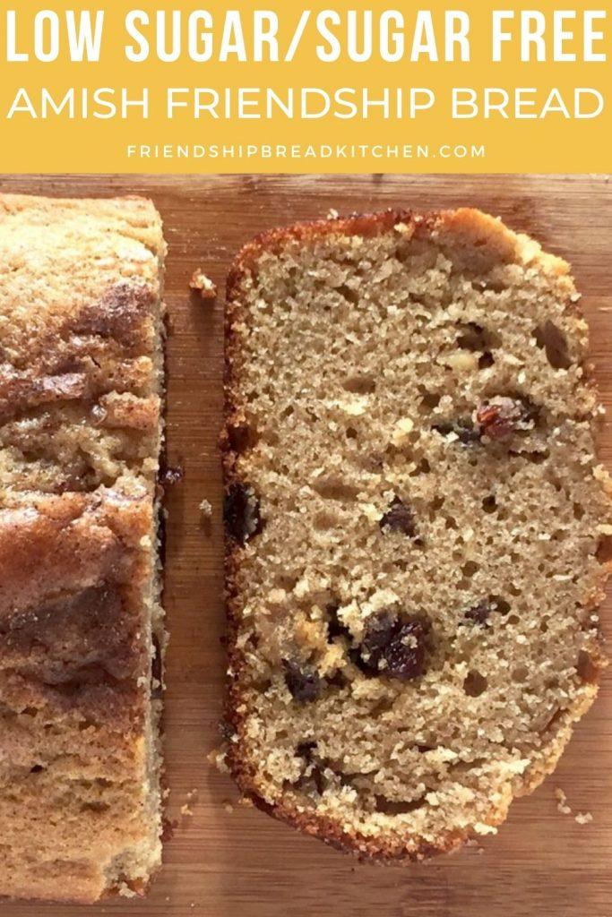 slice of amish friendship bread