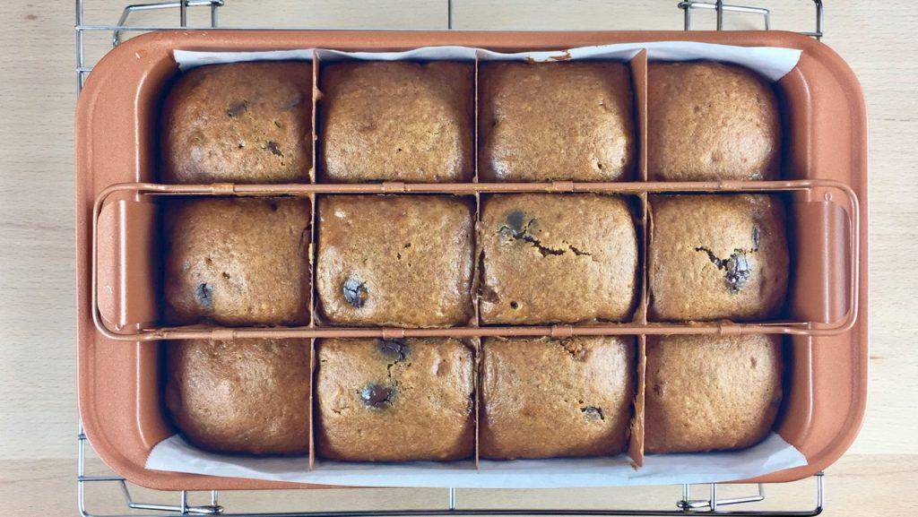 Pumpkin Chocolate Chip Amish Friendship Bread | friendshipbreadkitchen.com