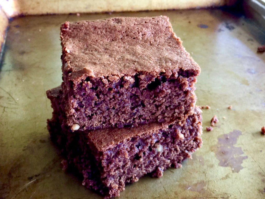 Amish Friendship Bread Brownies | friendshipbreadkitchen.com