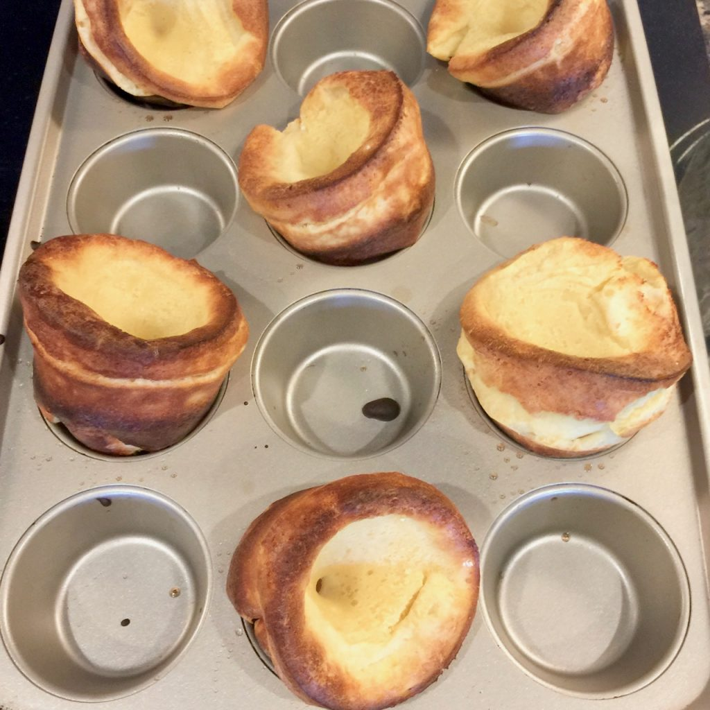 Amish Friendship Bread Popovers | friendshipbreadkitchen.com