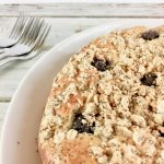 Cherry Poppy Seed Amish Friendship Bread Cake