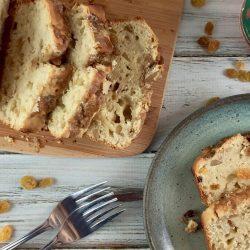 Rye and Ginger Amish Friendship Bread | friendshipbreadkitchen.com