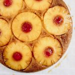 Pineapple Upside-Down Amish Friendship Bread Cake (with Video)