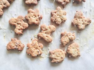 Amish Friendship Bread Crackers | friendshipbreadkitchen.com