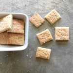 Amish Friendship Bread Crackers