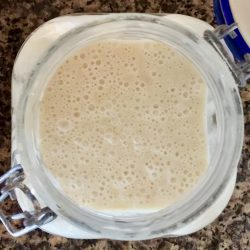 Tutorial – Maintaining a Healthy Amish Friendship Bread Starter