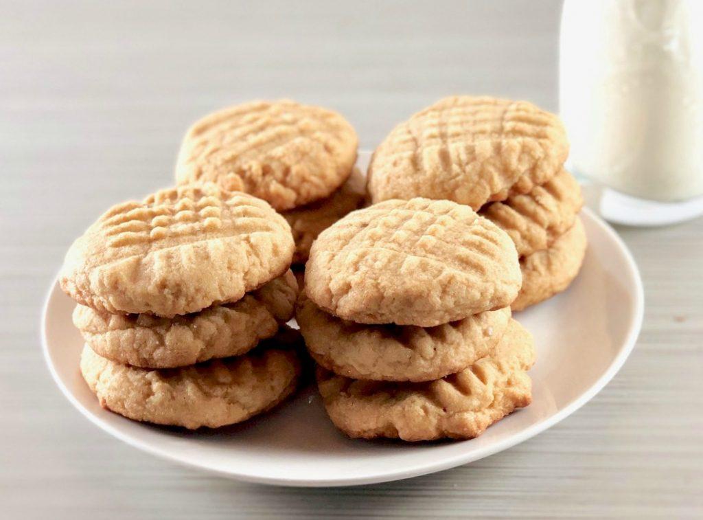 Amish Friendship Bread Peanut Butter Cookies   friendshipbreadkitchen.com