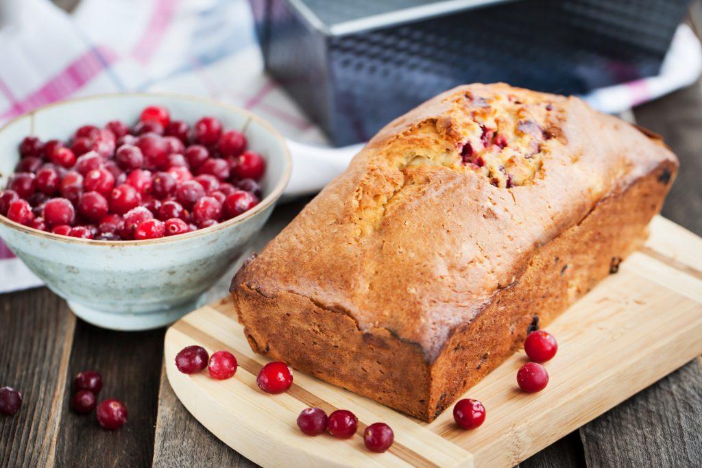 Cranberry Amish Friendship Bread Recipe | friendshipbreadkitchen.com