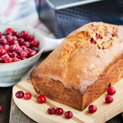 Cranberry Amish Friendship Bread Recipe | friendshipbreadkitchen.com