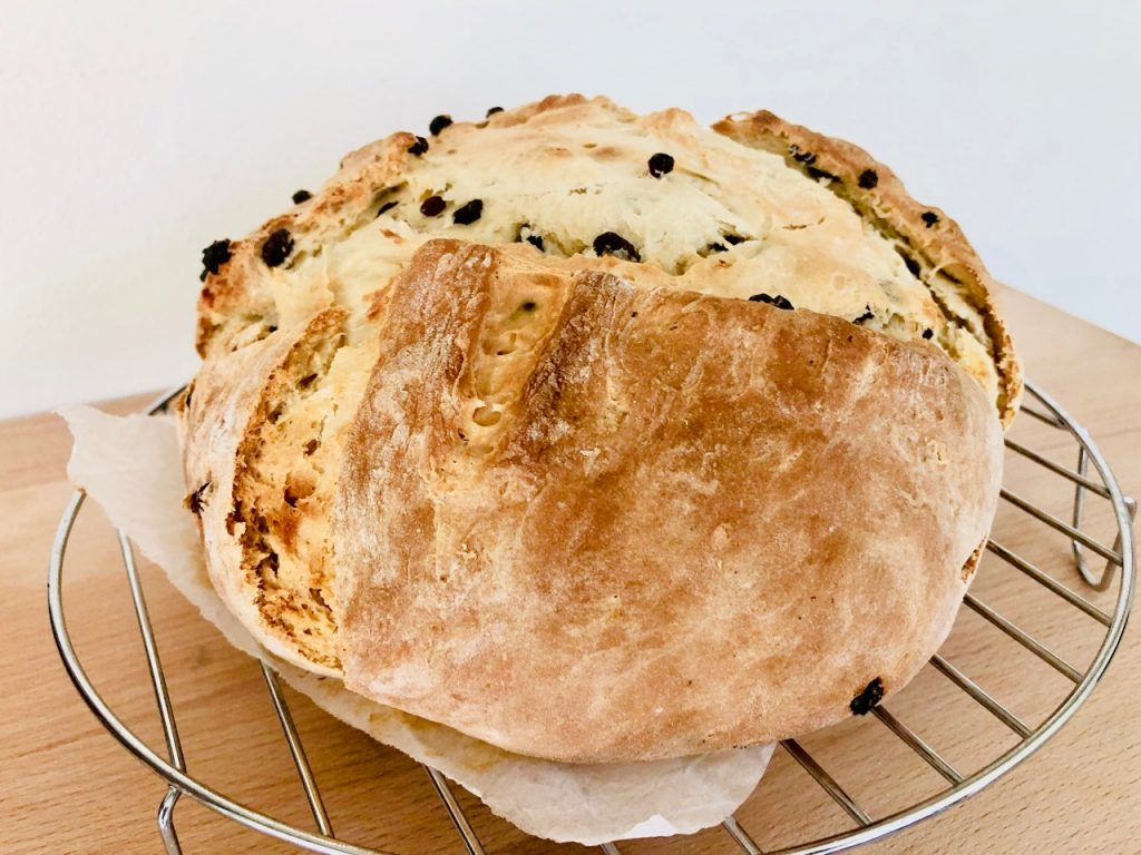 Irish Soda Amish Friendship Bread Loaf Recipe | friendshipbreadkitchen.com