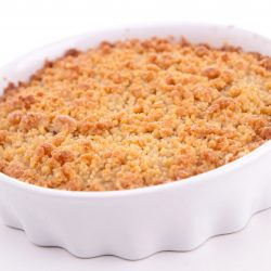 Easy Crumble Recipe for topping Amish Friendship Bread recipes