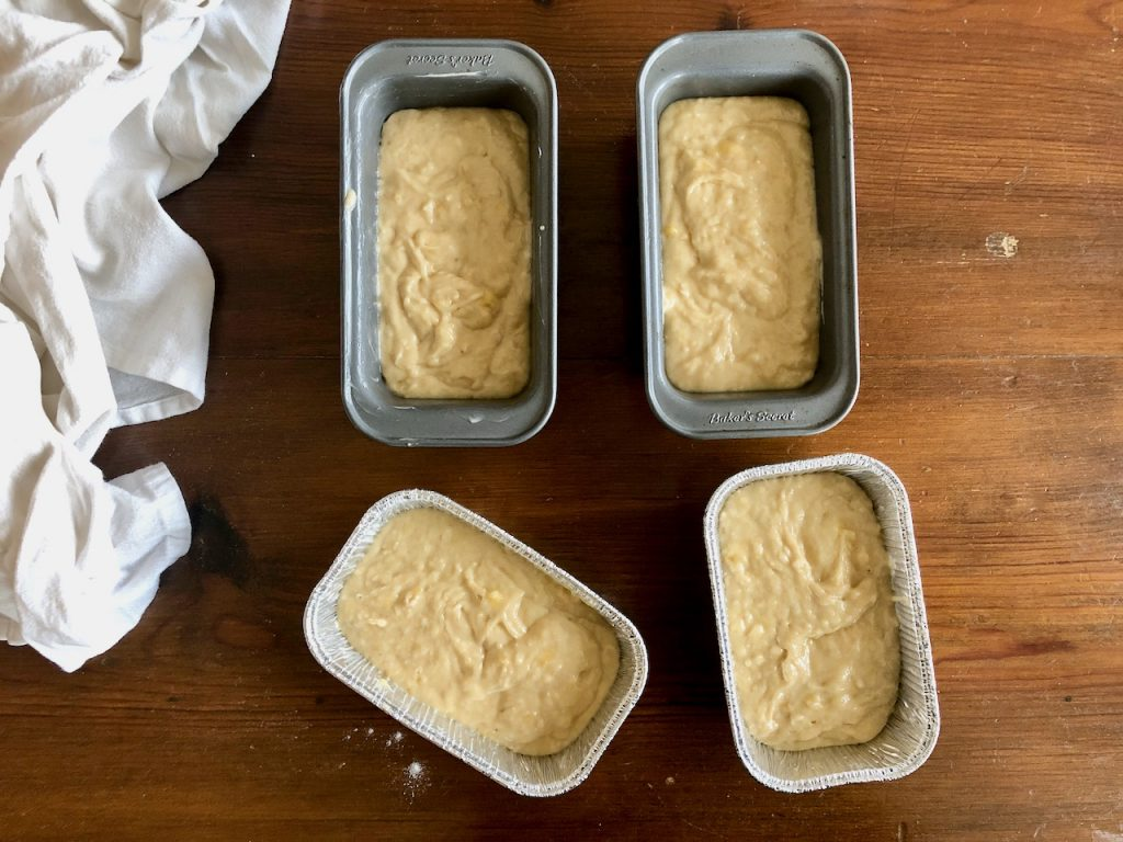 Best Emergency Amish Friendship Bread Banana Bread
